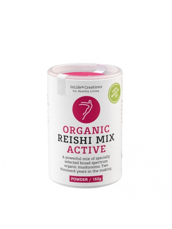 BIO REISHI MIX ACTIVE (PRAH, 150 G)