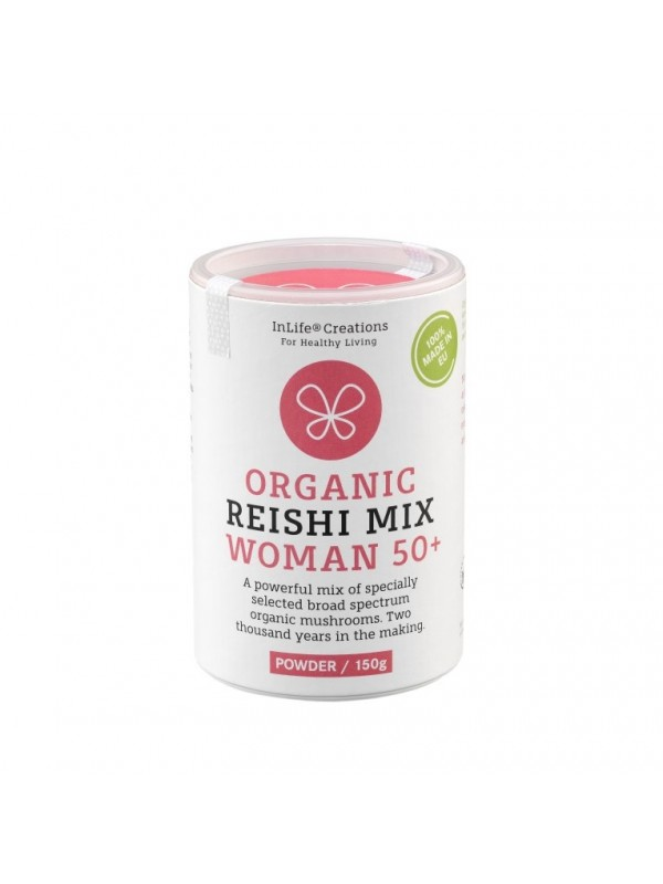 BIO REISHI MIX WOMAN 50+ (KASPULE, 180 KOM)