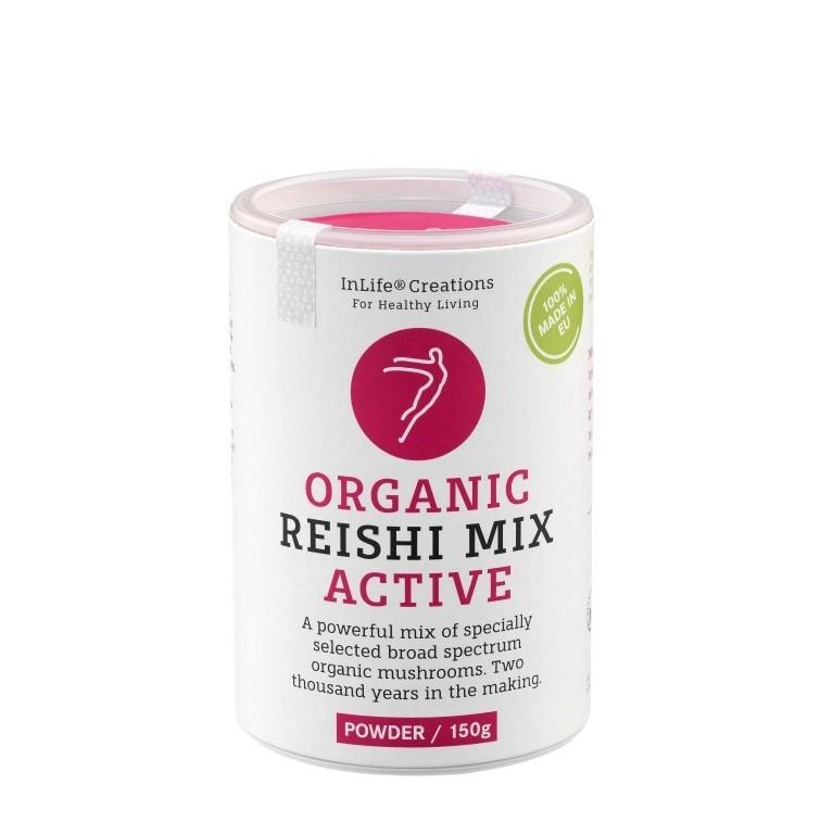 BIO REISHI MIX ACTIVE (KAPSULE, 180 KOM)
